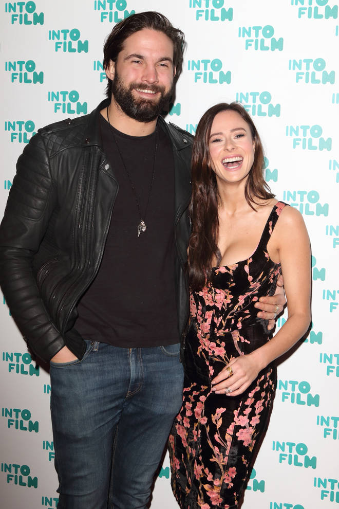 Camilla Thurlow and Jamie Jewitt got together on Love Island in 2017