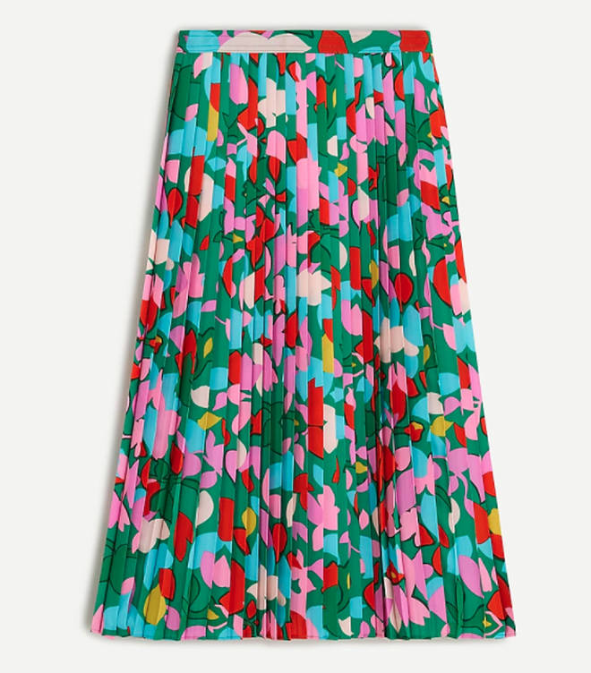 Holly Willoughby's skirt is from J Crew