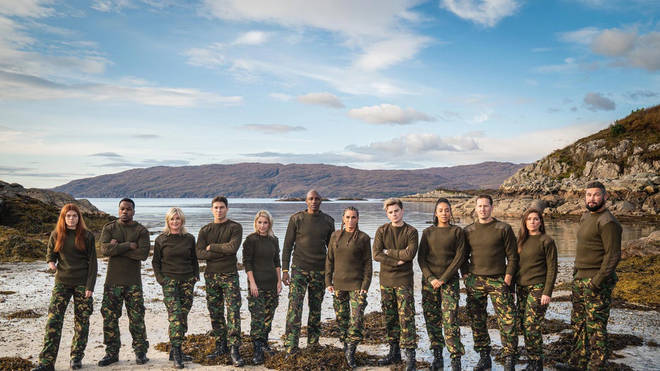 Celebrity SAS: Who Dares Wins returns tonight on Channel 4