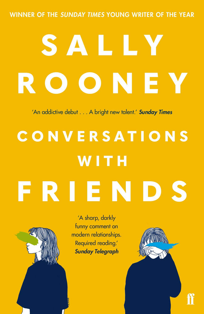 A Conversation with Friends by Sally Rooney