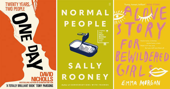 Books similar to Sally Rooney's Normal People