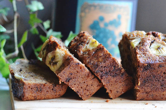 Banana bread is so simple to make