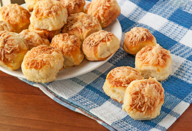 Cheesy scones are easy to make once you know how
