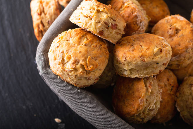 You too can make lovely scones like Ella!