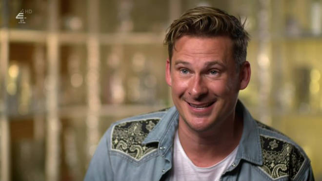 Lee Ryan appeared on Celebs Go Dating last year