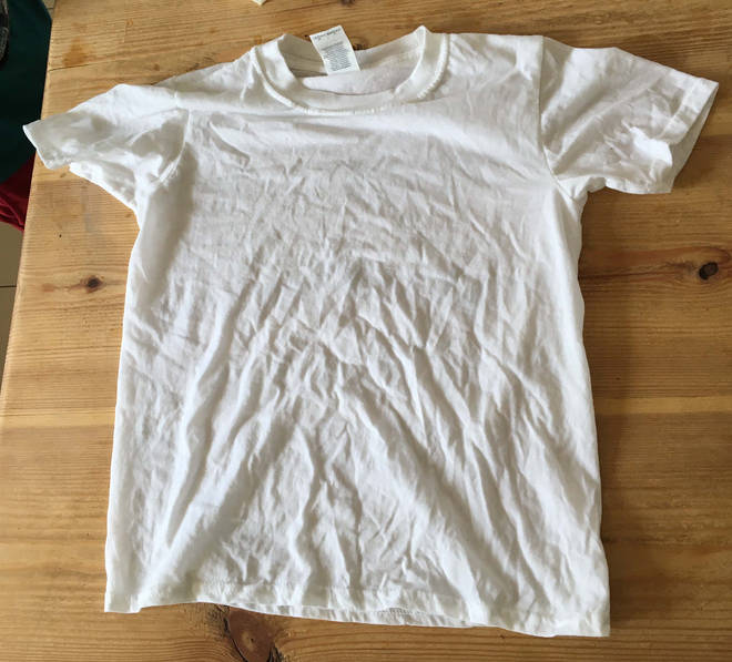 Wash your T-shirt or item before you start dyeing, it needs to be damp