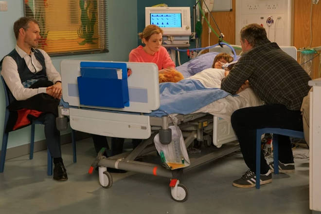 Oliver is diagnosed with mitochondrial disorder in Coronation Street