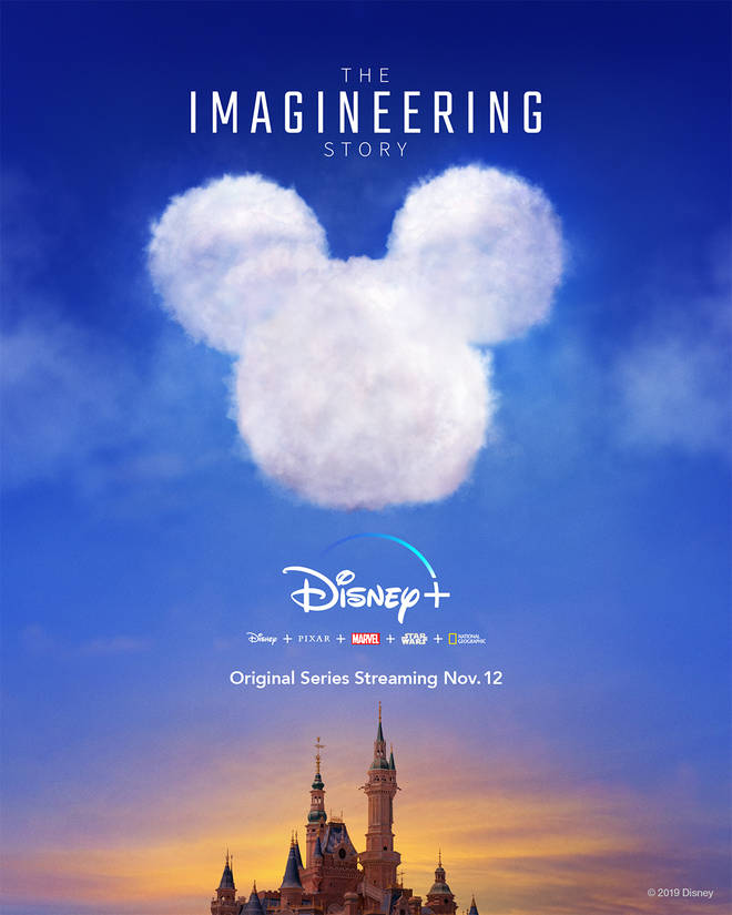 The Imagineering Story is sure to be a hit with any Disney lover