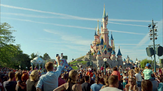 The Imagineering Story allows you to look behind the scenes of how the theme parks were built