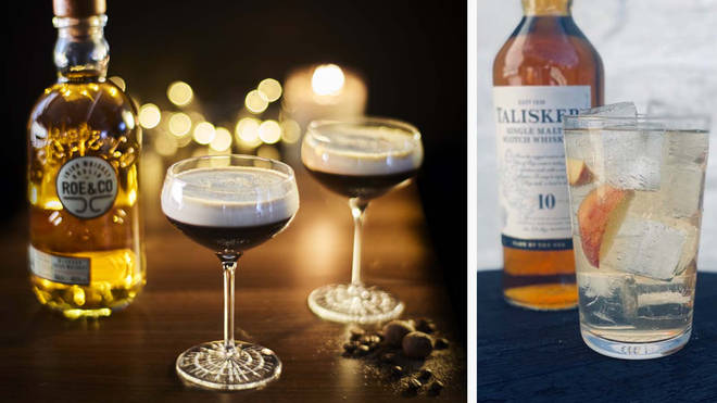 Try these cocktail recipes and see whisky and bourbon in a whole new light