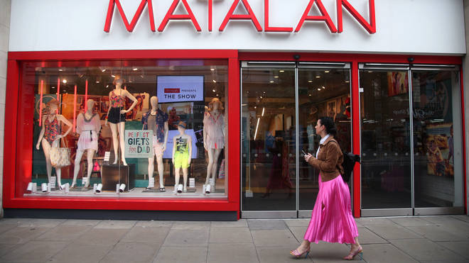 High street Matalan stores will remain closed