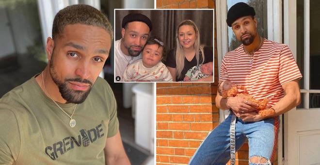 Ashley Banjo has opened up about his mental health