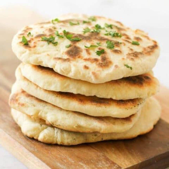 The chefs at The Set shared this picture to show what your flatbreads should look like