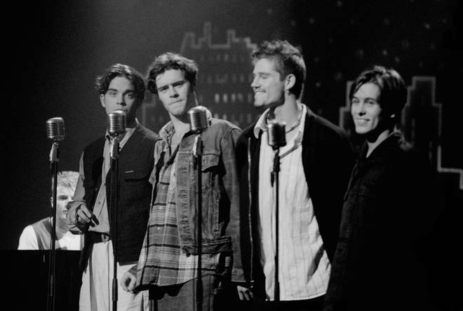 Take That formed in 1990, meaning they have 30 years of hits