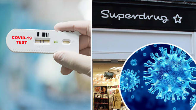 Superdrug have become the first high street retailer to start selling the coronavirus antibody test