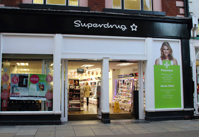 Superdrug have said they are confident with the accuracy of the antibody test they are selling