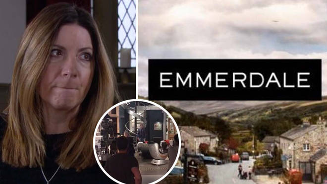 Emmerdale return to filming as they record six new lockdown episodes
