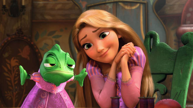 Rapunzel came in last with only 44 per cent of parents thinking she is a good role model