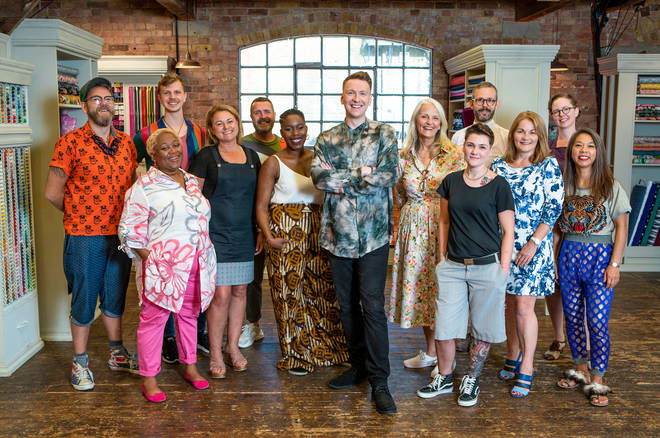 The Great British Sewing Bee is back on our screens