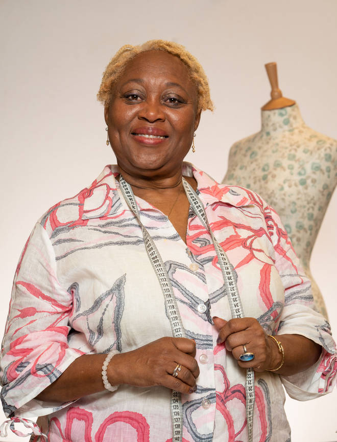 Angillia from The Great British Sewing Bee