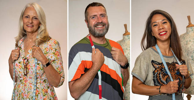 Meet the line up for The Great British Sewing Bee