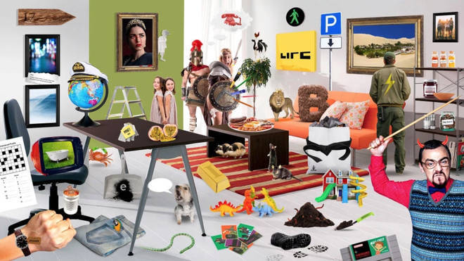 Can you spot the hidden nineties references?