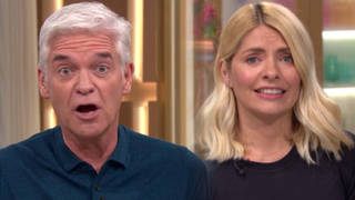 This Morning viewers joined This Morning presenters Holly Willoughby and Phillip Schofield in their shock as the woman defiantly told them her plans.