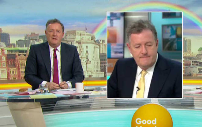 Piers' controversial comments has been met with a wave of complaints