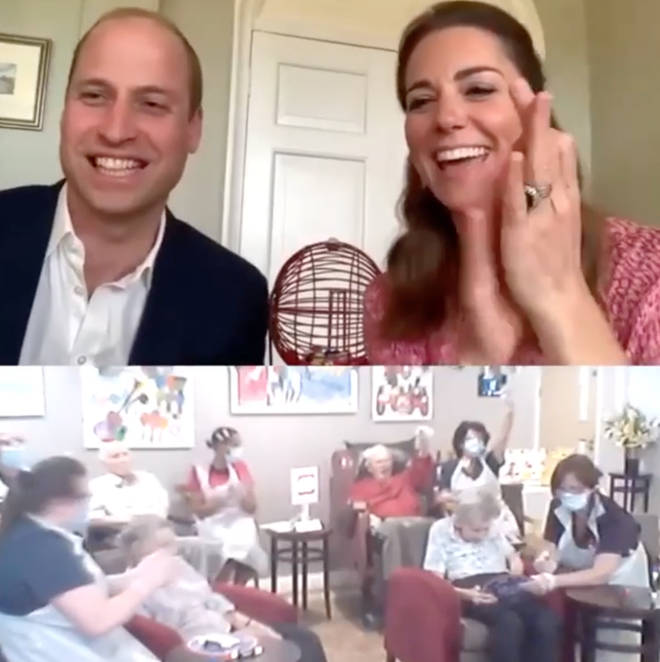 The Duke and Duchess of Cambridge have been reaching out to communities across the UK