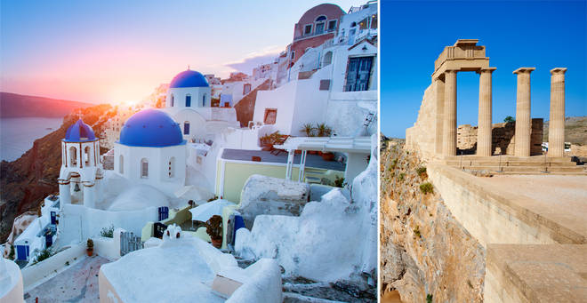Greece is planning to reopen to tourists next month