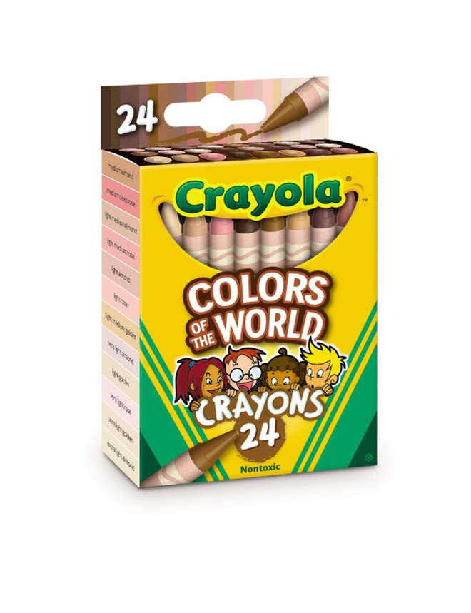 You can purchase the 24-pack or the 32-pack which will represent 40 different skin tones