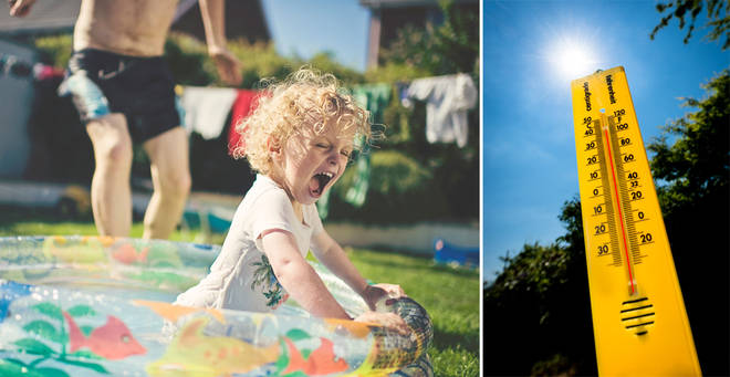 Highs of 28C are expected this week (stock images)