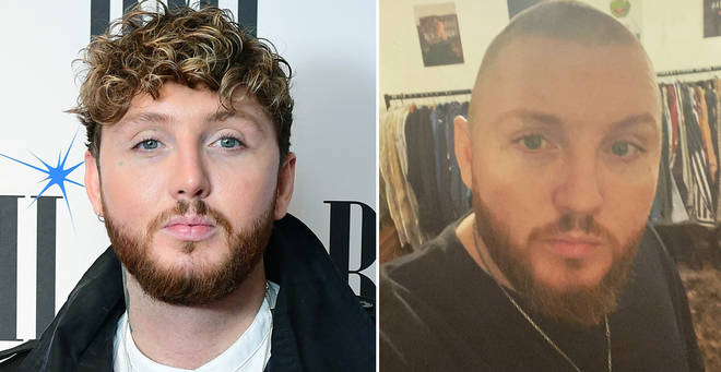 James Arthur has vowed to get fit during lockdown