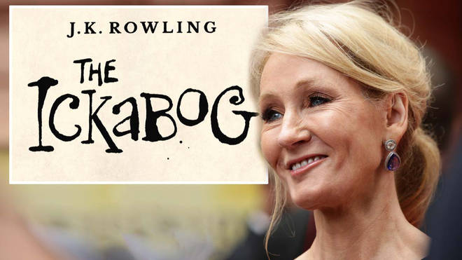 JK Rowling is releasing her first children's book since the Harry Potter series