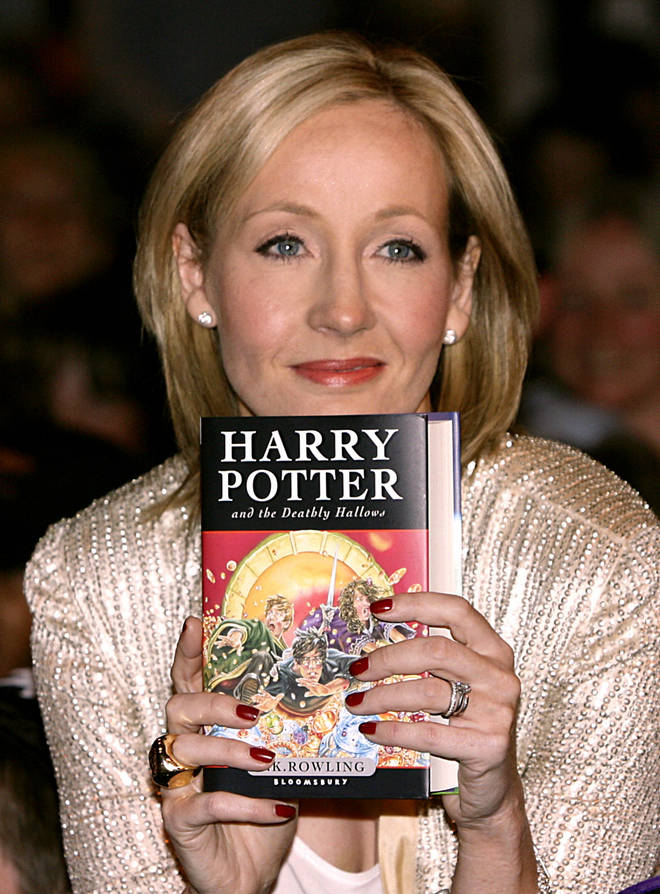 JK Rowling revealed she came up with the idea for The Ickabog when she was writing the Harry Potter novels