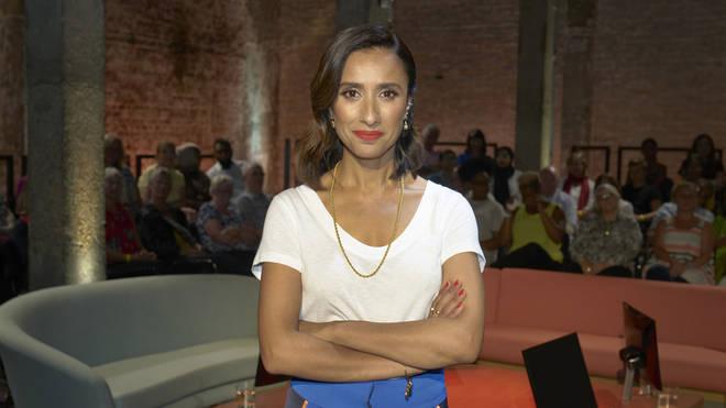 Anita Rani is the show's presenter