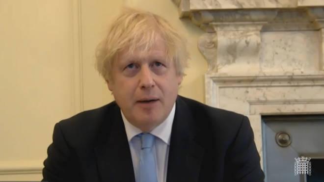 Boris Johnson is set to ease lockdown rules