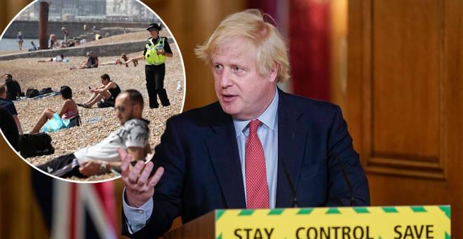 Boris Johnson is set to announce the next level of lockdown soon