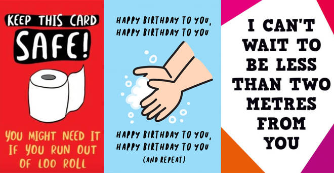 The Best Lockdown Birthday Cards To Send During Quarantine Heart