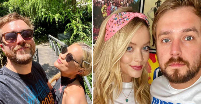 Are Iain Stirling and Laura Whitmore married?