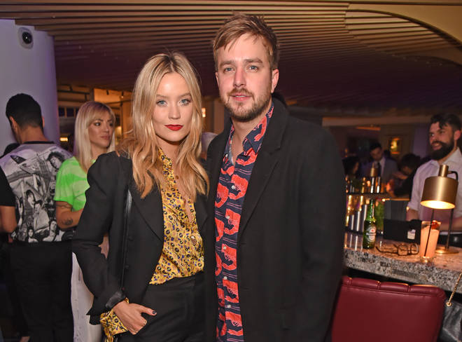 Iain Stirling and Laura Whitmore have been dating since 2017
