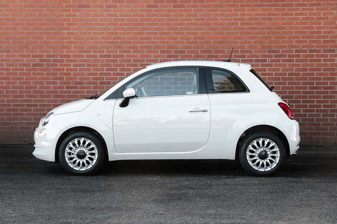 You could win this gorgeous Fiat 500