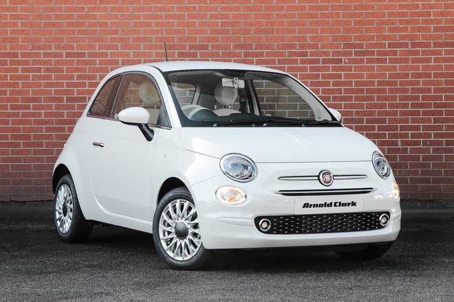The Fiat 500 is the perfect car for nipping around in