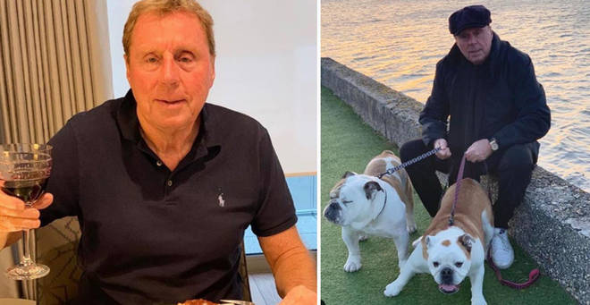 What is Harry Redknapp's net worth?