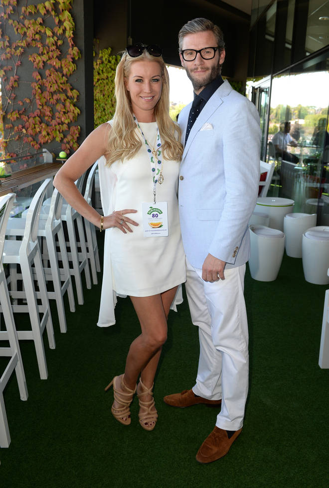 Denise Van Outen and Eddie Boxshall have been together for six years