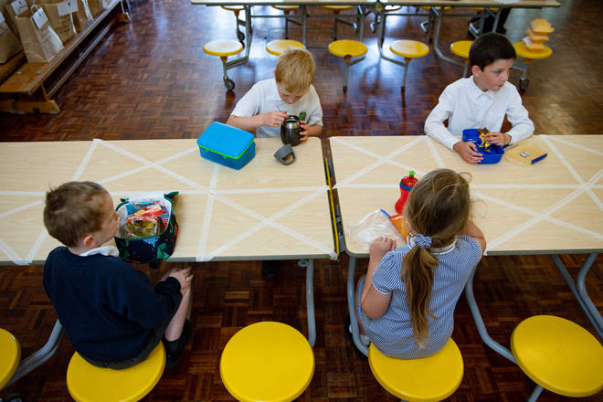Primary schools will look a lot different as they go back