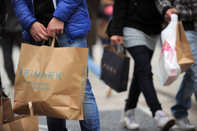 Primark have reportedly seen a loss of £650 million since their closed their doors