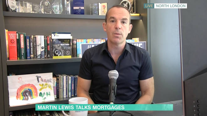 Martin Lewis has issued important mortgage advice
