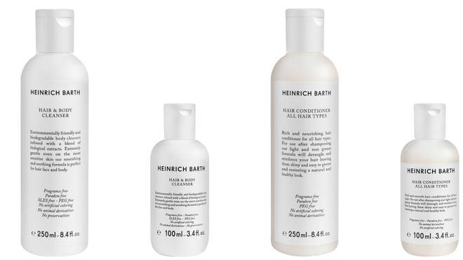 Heinrich Barth Products, from £13