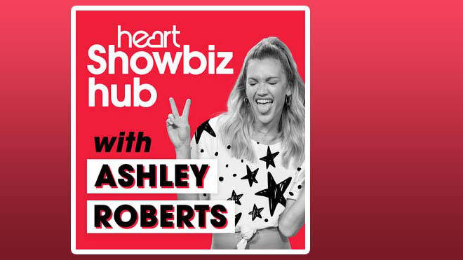 Join Ashley Roberts for another weekly dose of showbiz